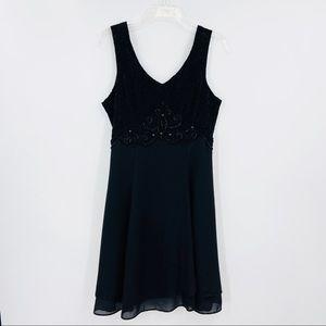 ASPEED DESIGN Little Black Dress Midi Cocktail